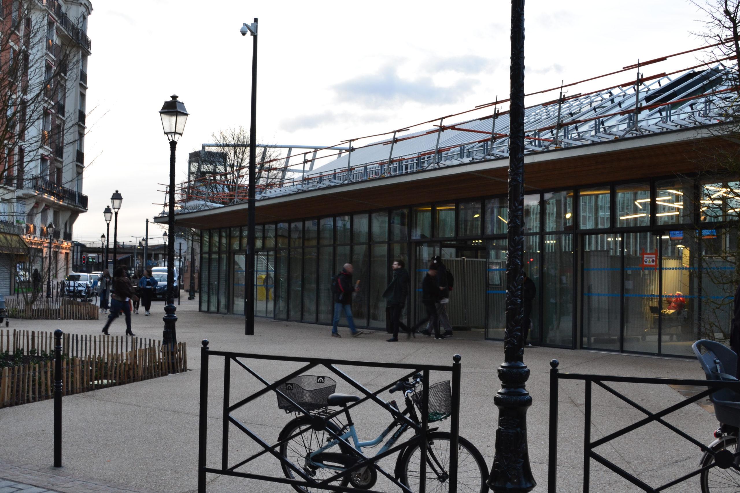 Gare de bécon